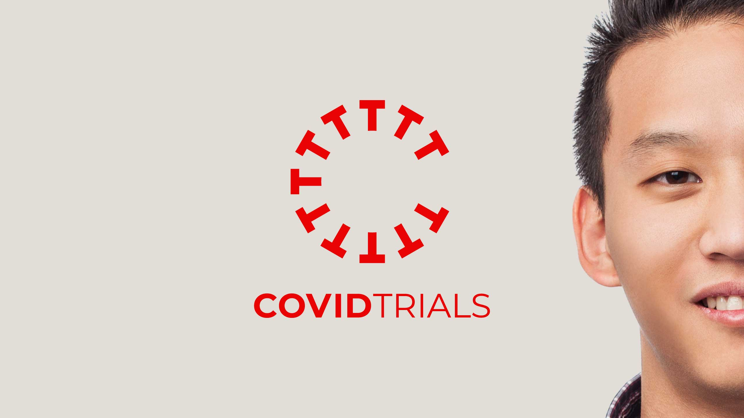 Covid trials logo